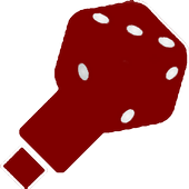 Die Roller for Chromecast icon