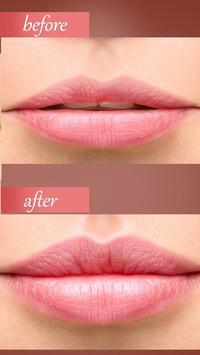 botox lips editor face shape screenshot 2