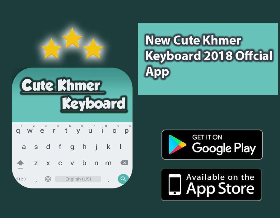 Khmer Keyboard - Cute Phum Keyboard 2018 for Android - APK