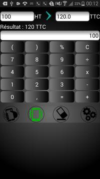 Calculatrice Euros/Francs screenshot 5