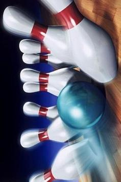Bowling video poster