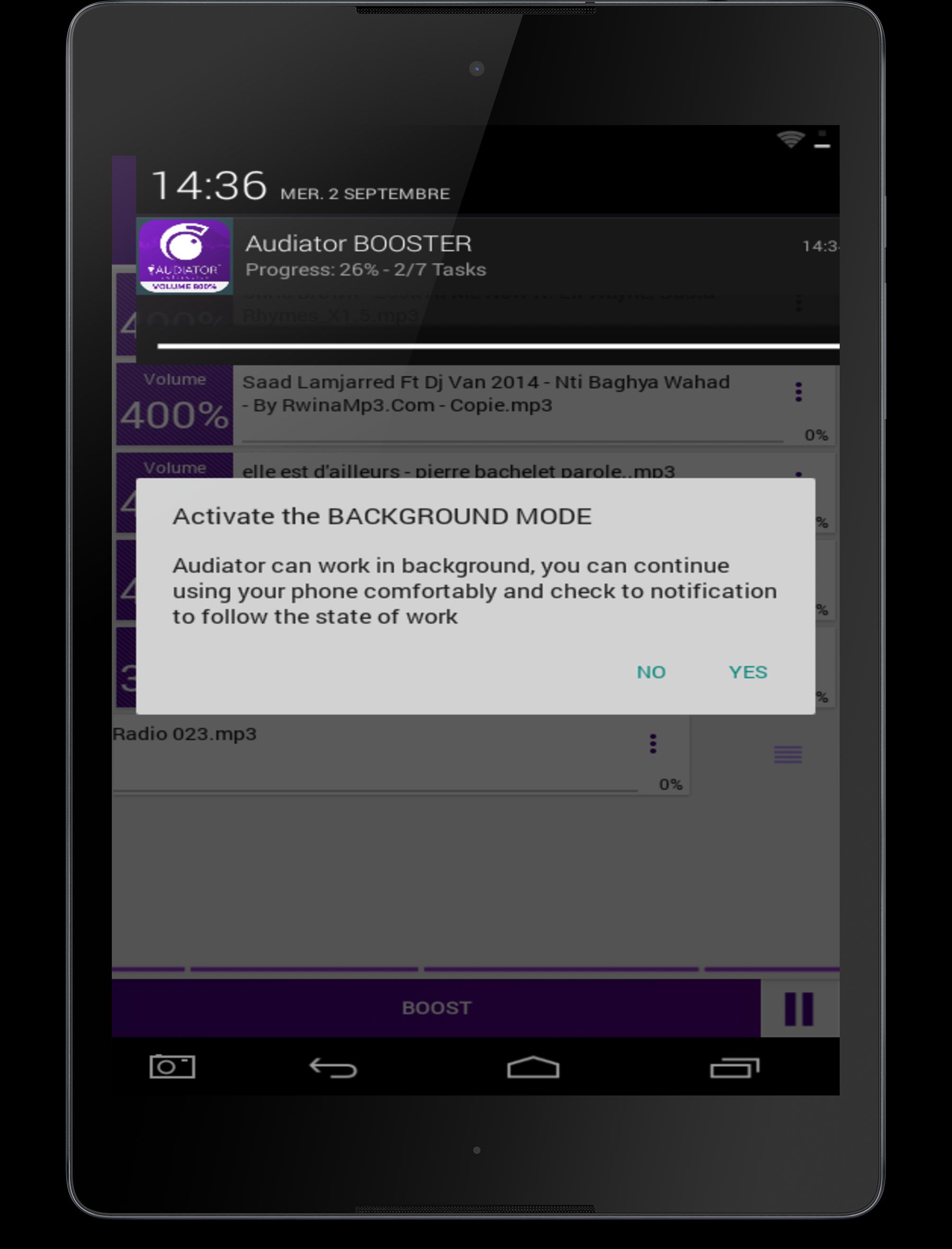 MP3 VOLUME BOOSTER GAIN LOUD for Android - APK Download