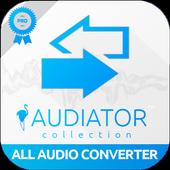 All Video Audio Converter PRO أيقونة