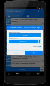 All Video Audio Converter PRO تصوير الشاشة 3