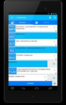 All Video Audio Converter PRO تصوير الشاشة 16