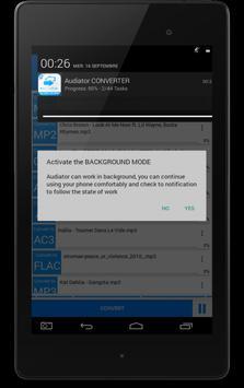 All Video Audio Converter PRO تصوير الشاشة 21