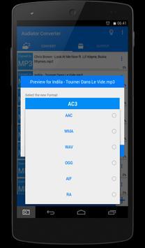All Video Audio Converter PRO تصوير الشاشة 4