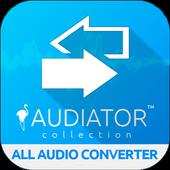 All Video Mp3 Audio Converter icon
