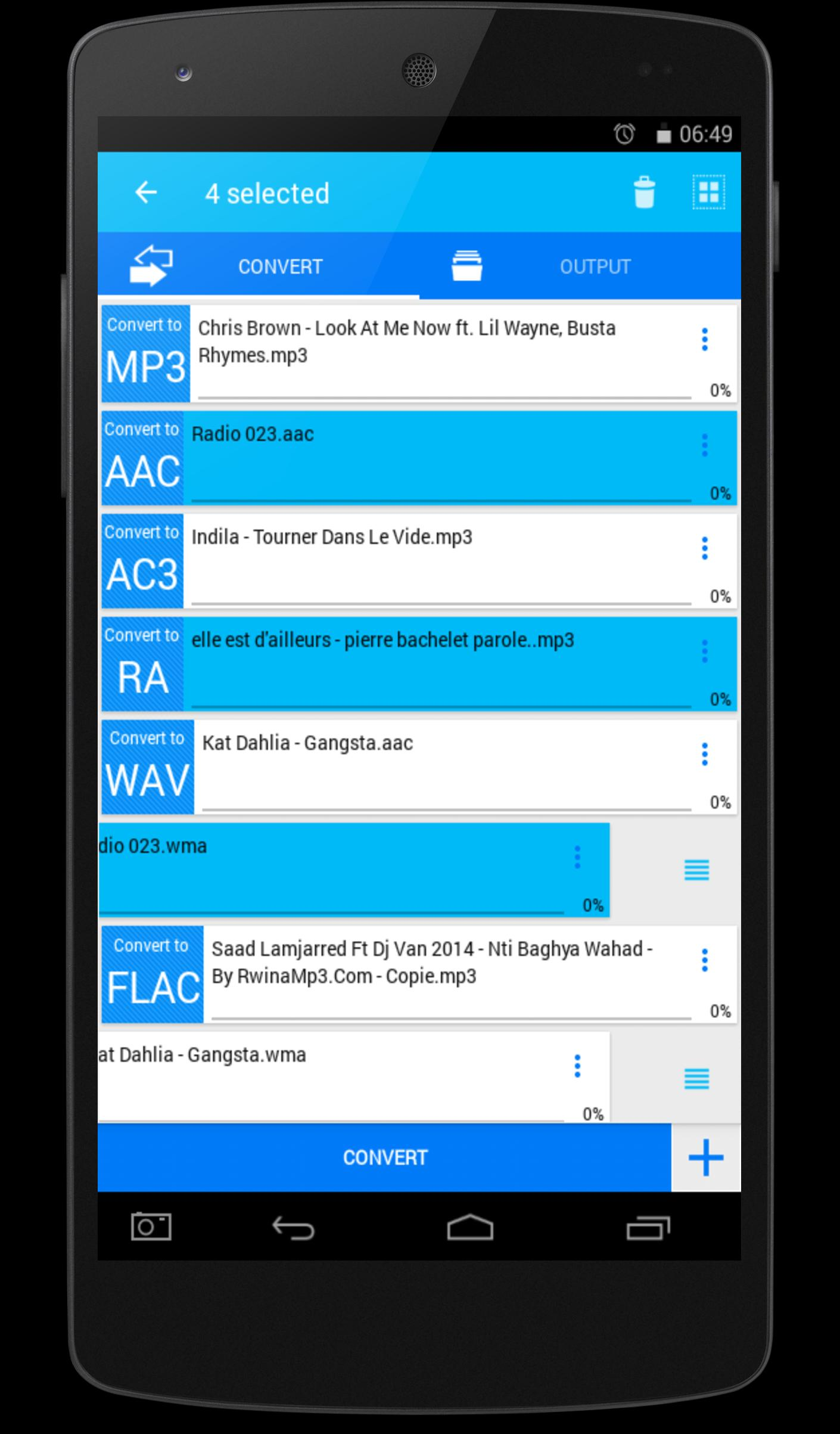All Video Mp3 Audio Converter for Android - APK Download