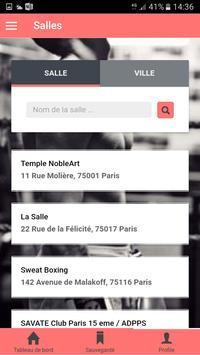 Boxe App screenshot 6