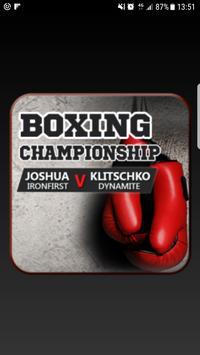 Heavyweight Championship poster
