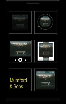 Box - 12 music komponents KLWP poster