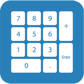 Numeric Keypad Typing Practice icon