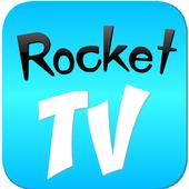 Rocket TV-HD Movies Cricket icon