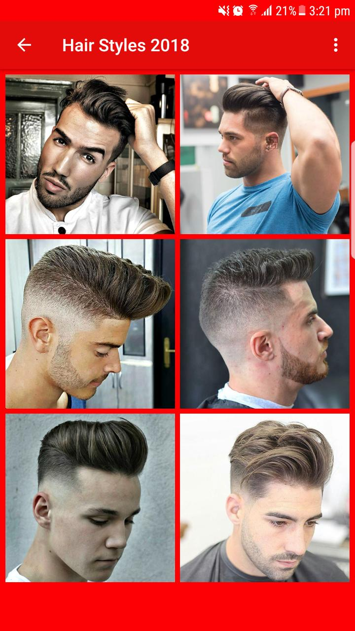 Boys Men Hairstyles And Haircut Designs 2018 For Android Apk Download