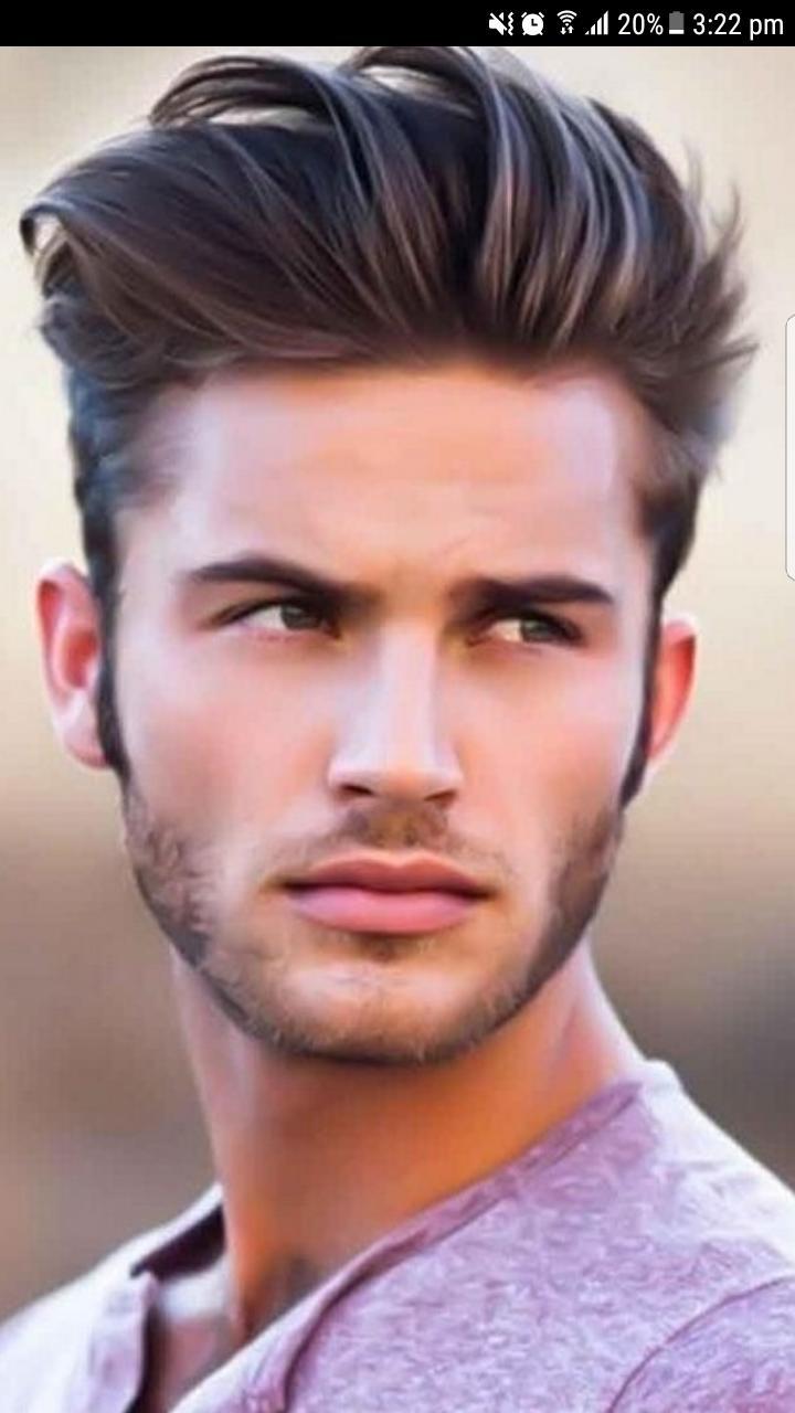 Neueste Männer Jungen Frisur Designs für Android - APK herunterladen