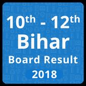 Bihar Board 10th & 12th Result 2018 icon