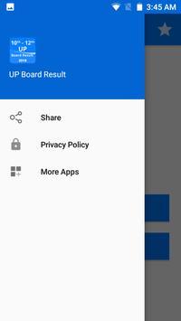 U.P. Board Results 2018 screenshot 3