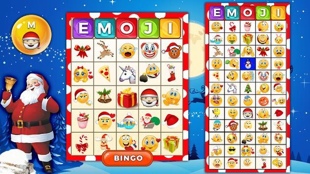 Bingo For Christmas apk screenshot