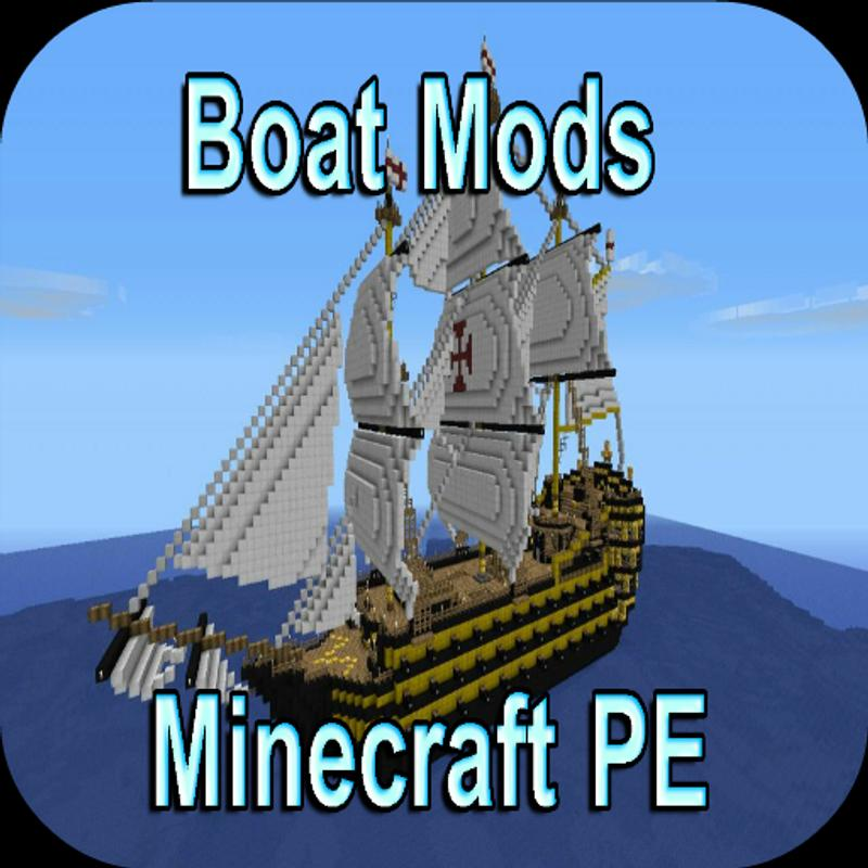 how to make a boat in minecraft pe