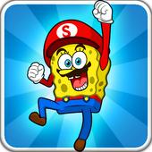 Super Spongbob™ : Adventure & Race World icon