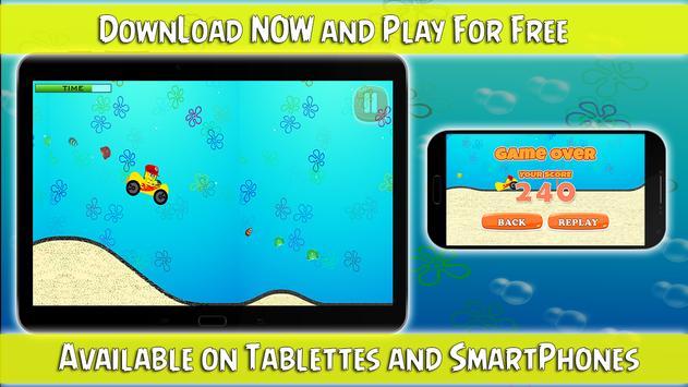 Super Spongbob™ : Adventure & Race World screenshot 6