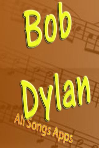 All Songs of Bob Dylan for Android - APK Download