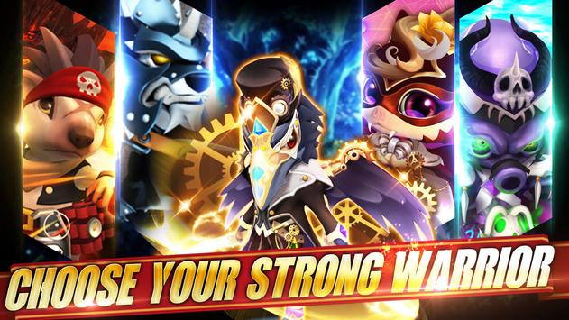 Battle of Claws apk screenshot