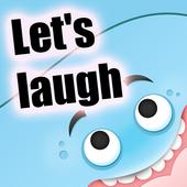 Let's laugh icon