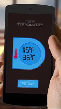 Body Temperature Checker Prank screenshot 6