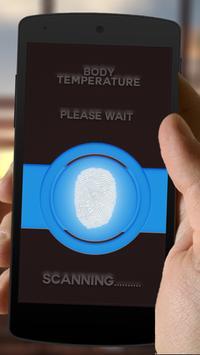 Body Temperature Checker Prank screenshot 1