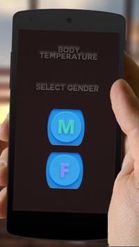 Body Temperature Checker Prank screenshot 2