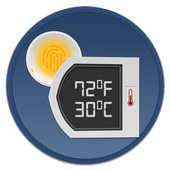 Fever Thermometer Check Prank icon