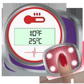 Body Temperature Fever Prank icon