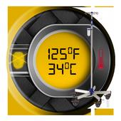 Thermometer Temp. Check Prank icon
