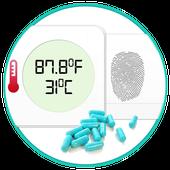 Thermometer Body Temp. Prank icon