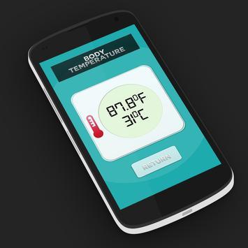 Thermometer Body Temp. Prank screenshot 6