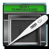 Fever Body Temperature - Prank icon