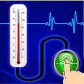 Body Fever Thermometer Temperature Checker icon