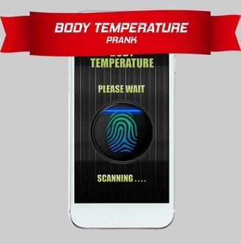 😷Body Temperature Check Prank screenshot 4