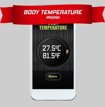 😷Body Temperature Check Prank screenshot 8