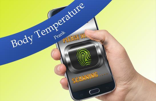 🚑Body Temperature Check Prank screenshot 1