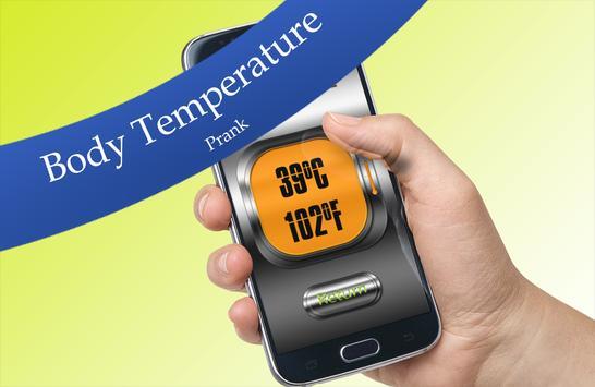🚑Body Temperature Check Prank apk screenshot