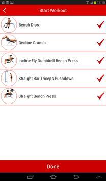 BodyBuilding & Fitness Workout apk screenshot