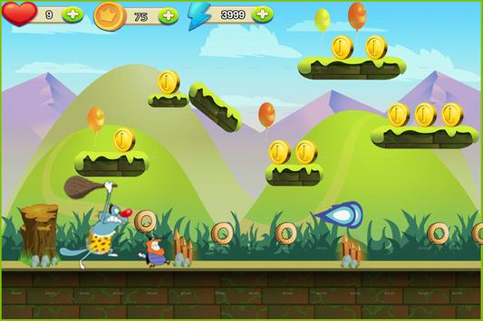 Impossible Escape Moggy Jump apk screenshot
