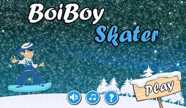 BoiBoy Skater Adventure poster