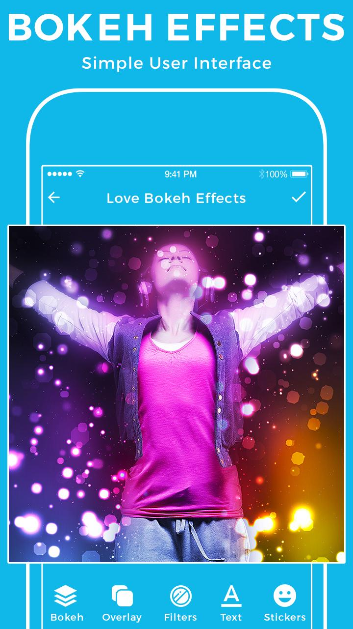 Bokeh Effect DSLR Camera for Android - APK Download