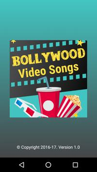 Bollywood Movies Video Songs poster
