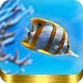 Under the sea HD Wallpaper icon
