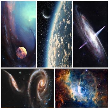 Space HD Wallpaper screenshot 5
